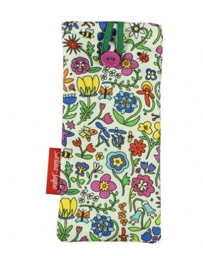 Selina-Jayne Summer Meadow Limited Edition Designer Soft Glasses Case